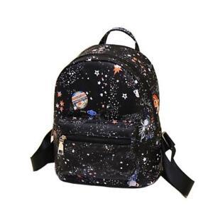 Women-Black-Backpack-Faux-Leather-Backpacks-For-Teenage-Girls-Female-School-Bags