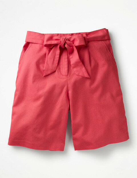 Boden Cora Shorts Red 9  Size 18 RRP