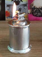 mappin & webb Solid Silver Lighter