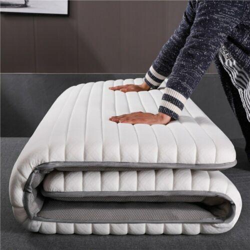 2020 Latex Mattress Folding Breathe Foam Tatami Mattress Bed Mattress Bedroom