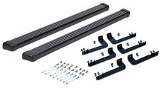 Running Boards Side Step Bar Fit 07-17 Chevy Silverado 1500 Extended Cab Black