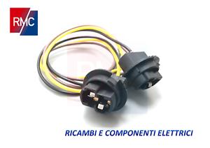 Portalampada-per-lampadina-T20-Luci-diurne-DRL-posizione-Fiat-500-Abarth-595-695