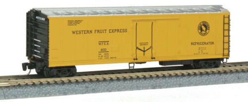 NIB Z MTL #54800042 51' Rivet Side Mechanical Reefer WFEXGN #805