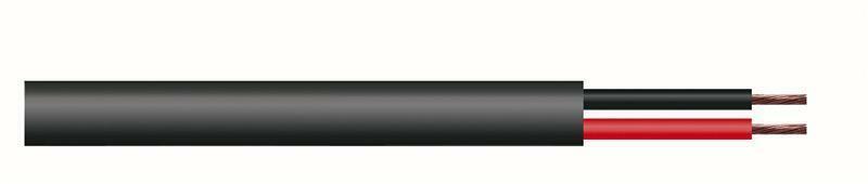2 Core 2 x 4mm 40 A Rated Hi-flex Professional Quality PA Speaker Cab