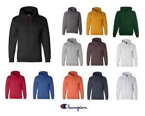 Champion-Mens-Hoodie-Eco-Fleece-Pullover-Sweatshirt-S700-Choose-Size-amp-Color