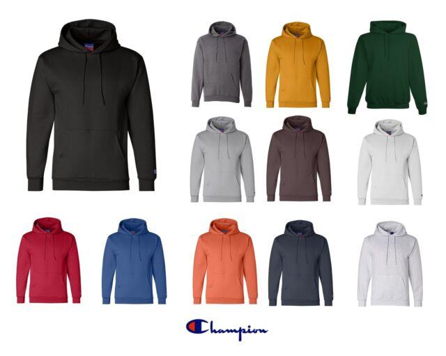 Champion Men/'s Hoodie Eco Fleece Pullover Sweatshirt S700 Variety Color /& Size
