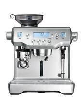 Breville the Oracle Espresso Machine BES980BSS