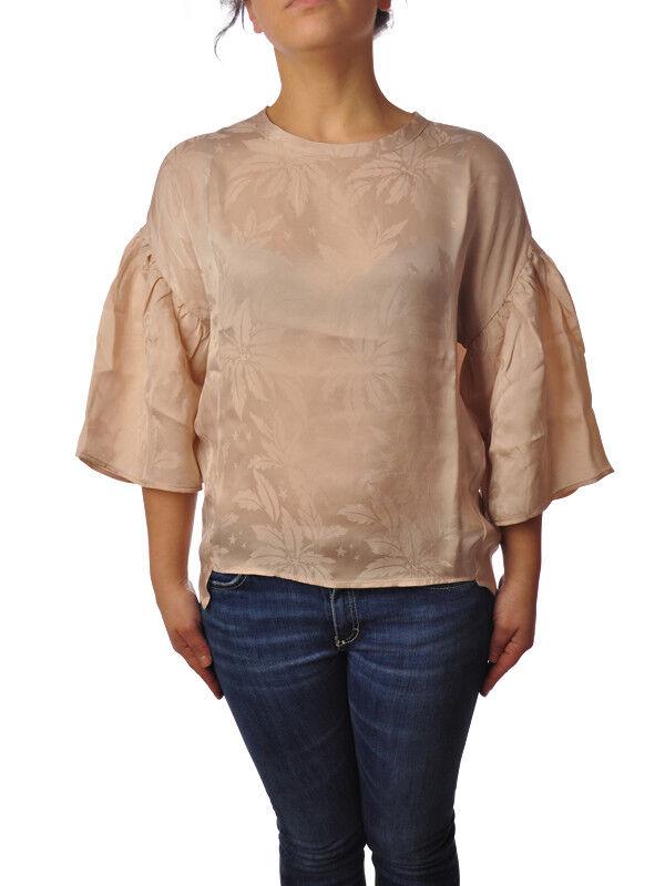 8pm - Shirts-Blouses - Woman - Beige - 5186725E180553