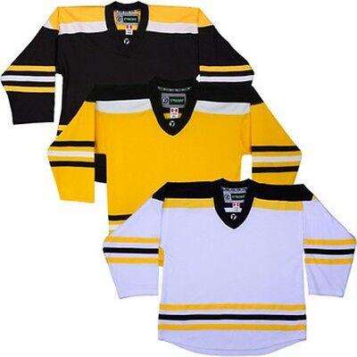 sale retailer 6cc2c 87c69 BOSTON BRUINS Customized Hockey Jersey NHL Style Replica W ...