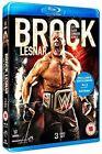Brock Lesnar - Eat Sleep Conquer Repeat Blu Ray 2 X DVD