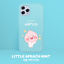 miniature 9 - Official KAKAO Friends Little Apeach Lovely Day Soft Phone Case +Free Tracking