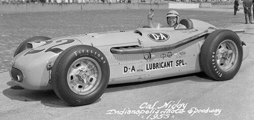 #1 AJ Foyt DA Lubricants Indy 500 1964 1//24th Scale Decals