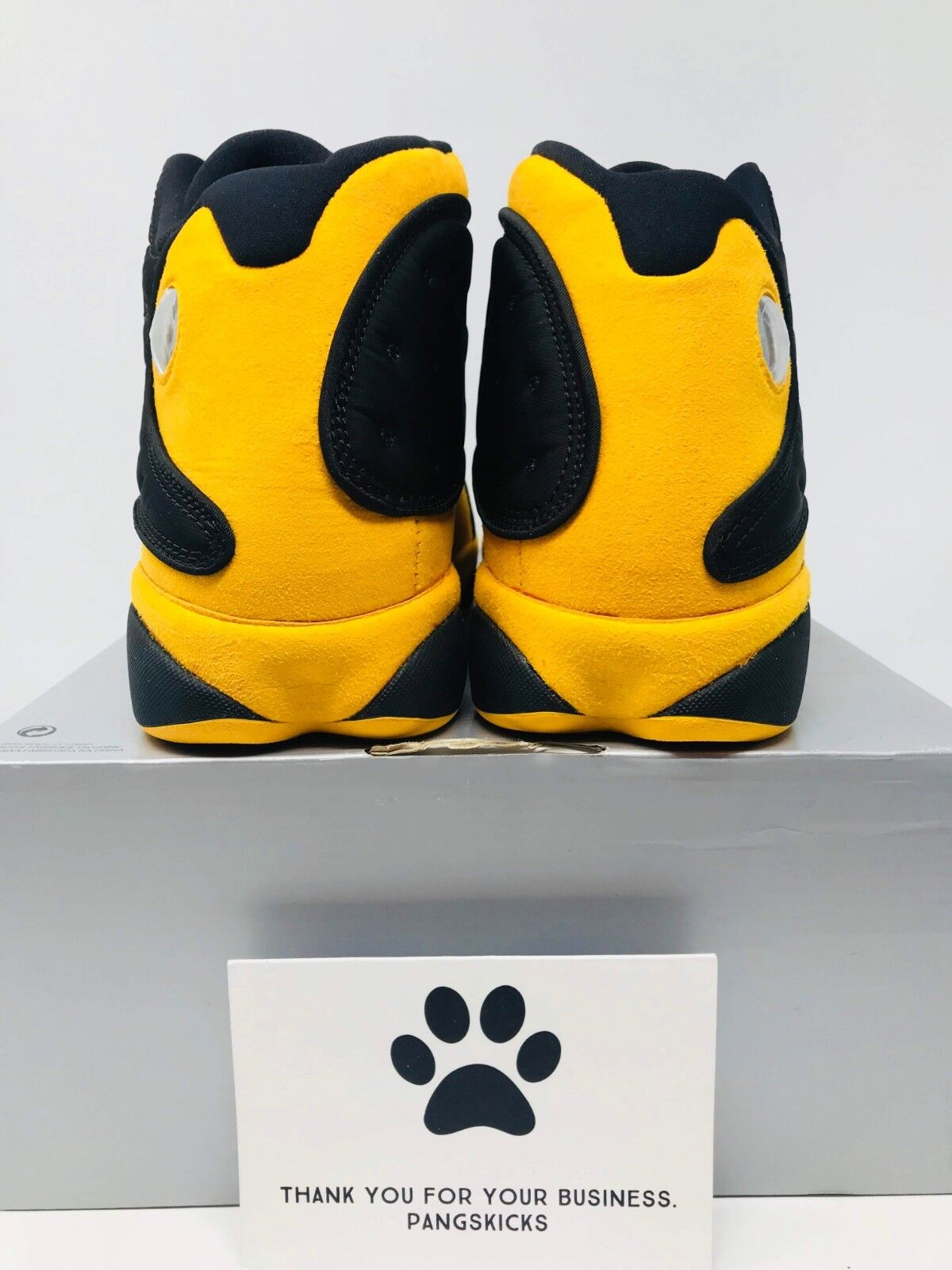 best sneakers d357b 15d75 ... Nike Air Jordan 13 Retro  Melo Class of 2002  2002  2002  Black ...
