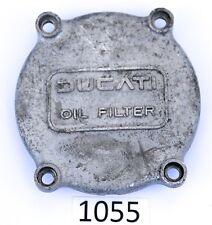 Ducati 500 GTL (350 GTV Twin) - Ölfilter-Deckel