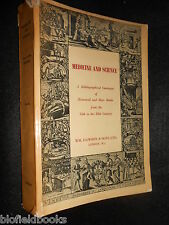 Medicine & Science; A Catalogue of Historical and Rare Books 15th-20th Century