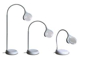 Daylight-Floor-Table-LED-Magnifying-Lamp-D25050-3-Watt-LED-Energy-Class-A