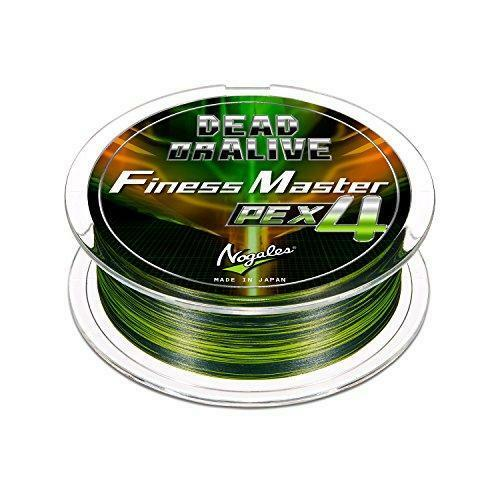 VARIVAS Dead or Alive Finess Master PE X4 150m lb Braid Line New