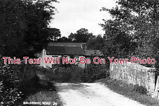 SX 32 - Balcombe Road, Sussex - 6x4 Photo