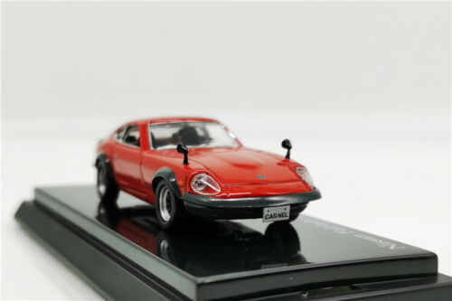 Carnel 1:64 Nissan Fairlady Z S30//240ZG Custom Ver Diecast Model Car