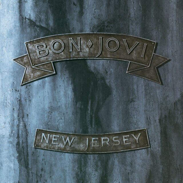 BON JOVI New Jersey 2LP Vinyl BRAND NEW 2016