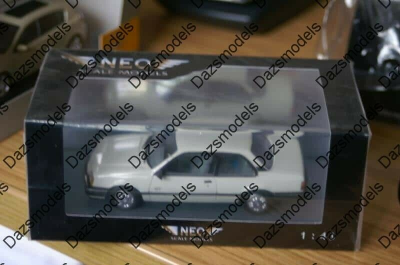 NEO OPEL ASCONA/Cavalier C GT bianco in scala 1:43 45970