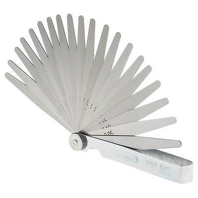 BGS Fühlerlehre Präzisions Fühlerlehren 0,05-1,0 mm Abstandslehre Ventillehre