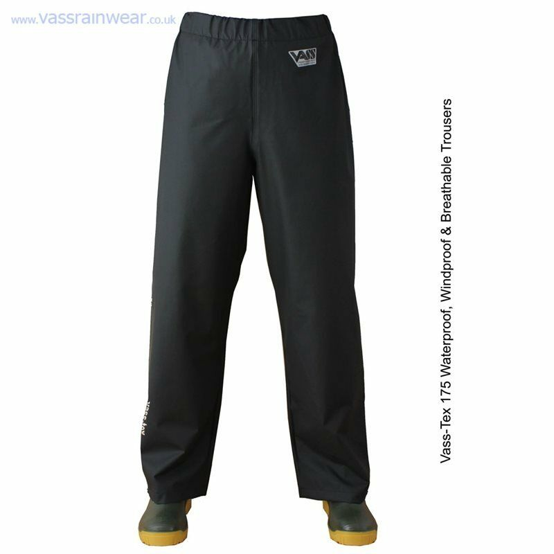 Vass 175 Trouser - All Sizes