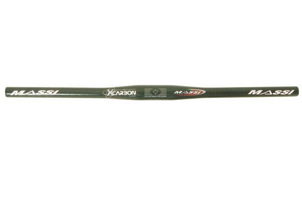 MASSI  Manubrio bicicletta Over Carbon skin CM 709 Flat  100% authentic