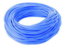 Silicone Wire - Fine Strand - 20 AWG Gauge - 100 ft. Blue
