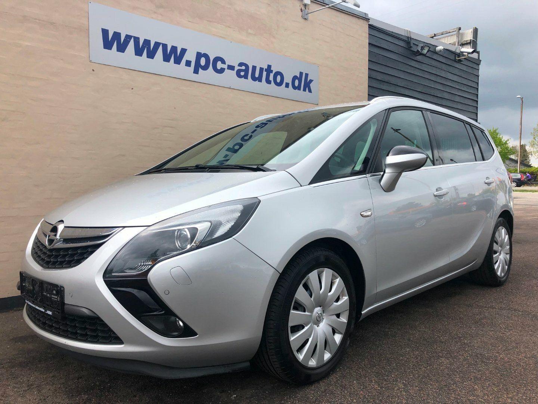 Opel Zafira Tourer 1,4 T 140 Enjoy eco 5d - 169.900 kr.