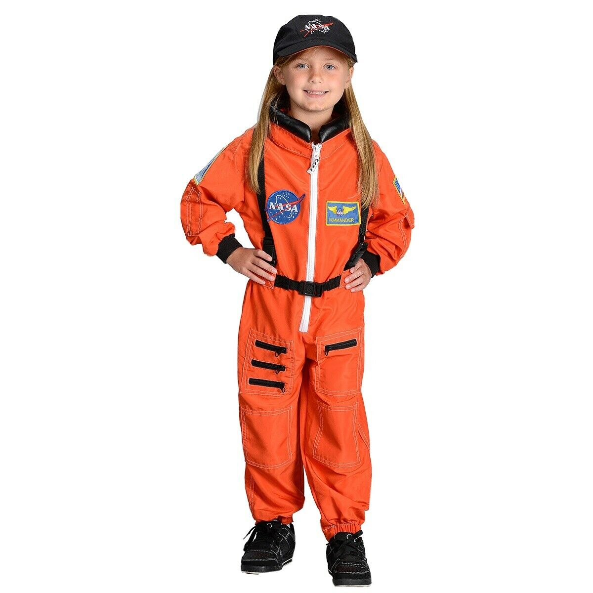 Aeromax Jr Astronaught Suit With Cap 8 - 10 Years
