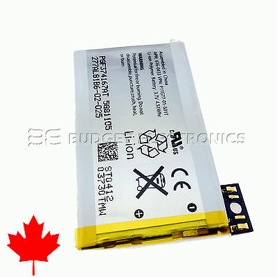 NEW iPhone 3GS APN Replacement Battery 616-0435 LIS1416APPC