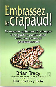 Livre-Brian-tracy-Embrassez-le-crapaud