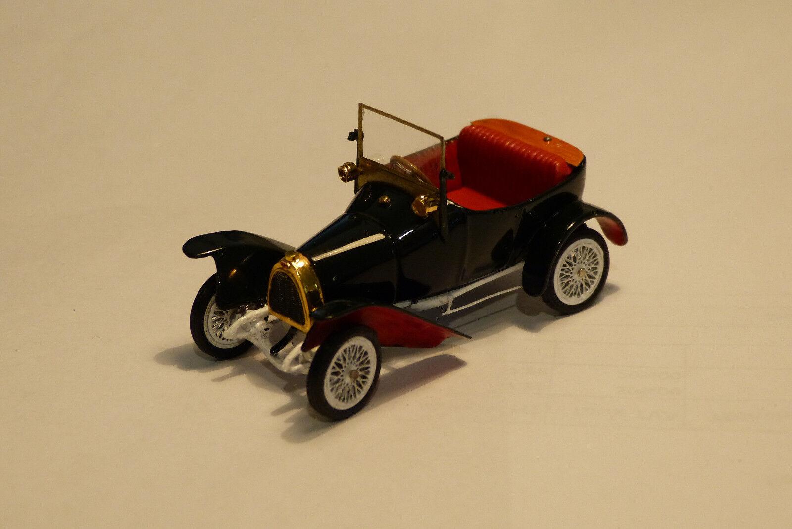 Kit pour miniature auto CCC   Bugatti T19  bébé  1911 référence 212
