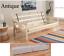 "kodiak full 79"" monterey futon frame & drawer set, 5 finishes. no mattress"