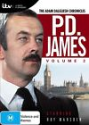 P.D. James - The Adam Dagliesh Chronicles : Vol 2 (DVD, 2014, 4-Disc Set)