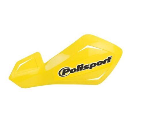 Polisport Free Flow Lite Handprotektoren Suzuki Gelb RM RMZ 65 85 125 250 450