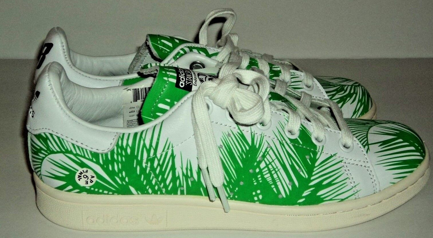 Williams Pharrell Adidas Stan S82071 NEW Mens 5 Size Tree