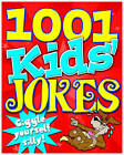 1001 Kid's Jokes: Giggle Yourself Silly! by Kay Barnham (Paperback, 2009)
