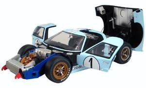 Acme 1/12 Fully Open  #1 1966 Ford GT40 MKIIMiles & Hulme Daytona & SebringWin