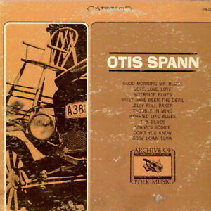 Otis-Spann-Otis-Spann-Vinyl-LP-1968-US-Original