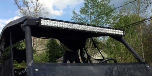 "CAN AM MAVERICK COMMANDER 42/"" UPPER LIGHT BAR MOUNT 800 1000 LED 40208 OFFROAD"