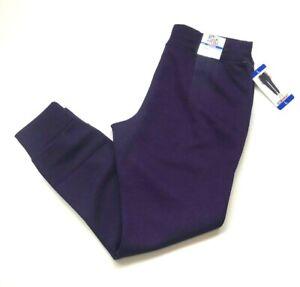 NEW 32 Degrees Heat Women/'s Jogger Sweatpants Purple