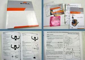 Still-EXU-16-18-20-22-Betriebsanleitung-Bedienung-Ersatzteilliste-CD-2007