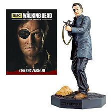 THE WALKING DEAD  - The Governor - statue figurine EAGLEMOSS FIGURE & booklet 4