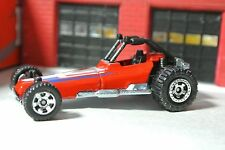 Matchbox Dune Chaser - Red - Loose - 1:64 - 4x4 - Dune Buggy