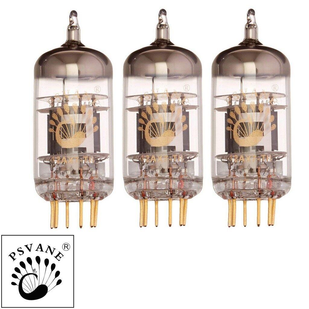Neu Zugewinn Passender Trio 3x Psvane 12AX7-T Mkii Mark II Vakuum Rohre Versandt