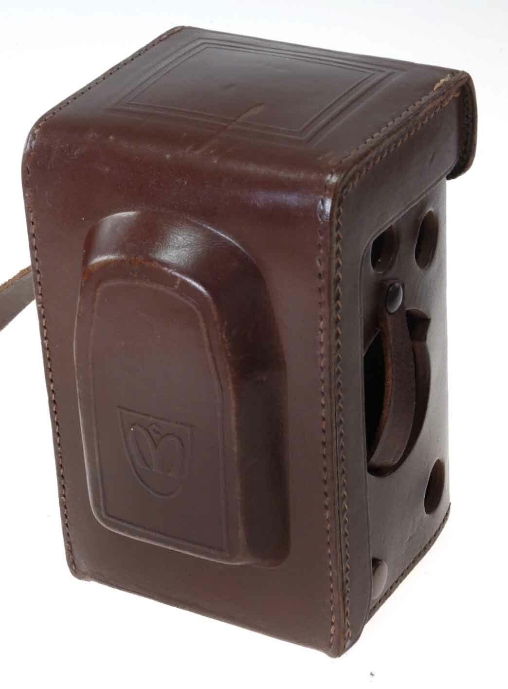 Montanus TLR Leather Case - For Delmonta Etc..