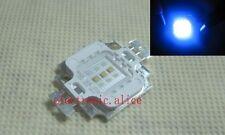 Square Actinic Hybrid 10W 6 Royal Blue + 3 Cold White High Power LED Light Bulb