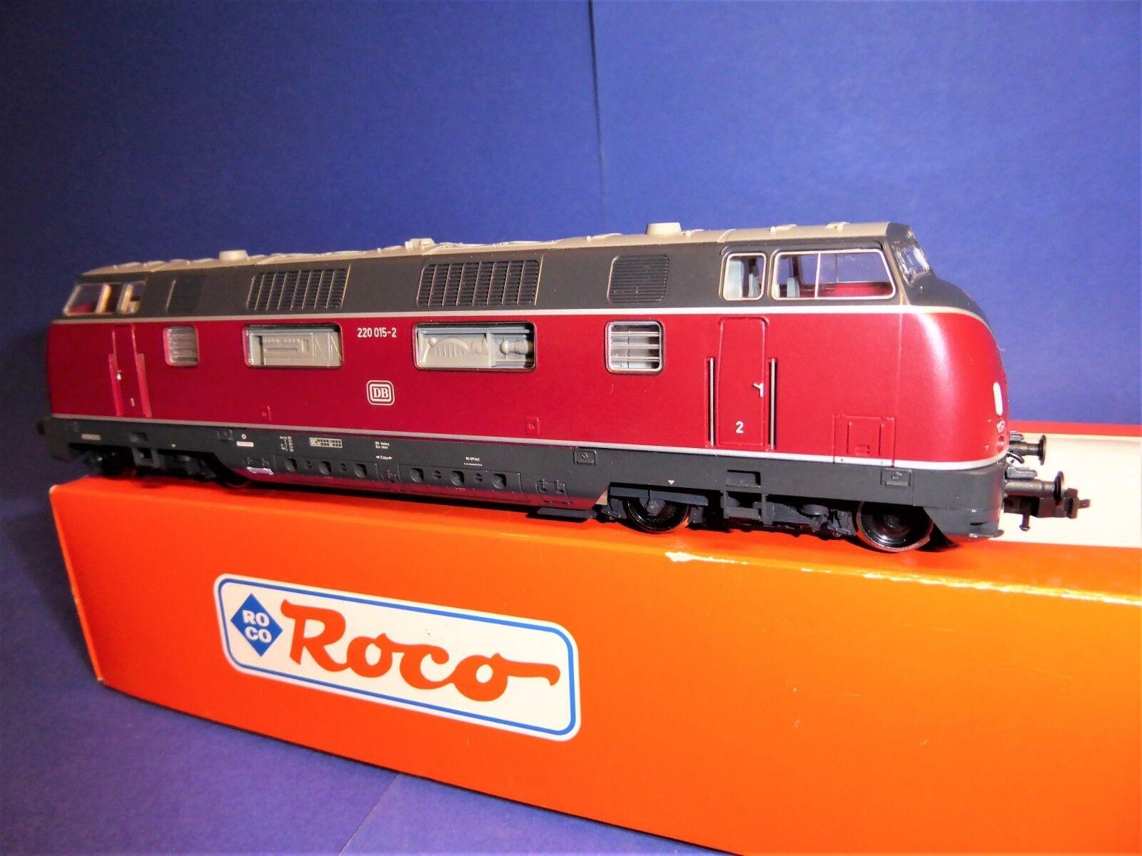 Roco h0 63405 br220 015-2 DB diesellok (2)